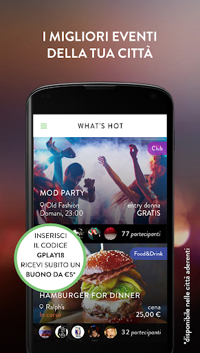Spotlime: Events, discos, concerts and aperitifs