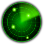 icon Real Police Radar Scanner
