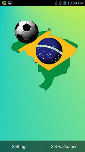 Brazil Soccer Wallpaper